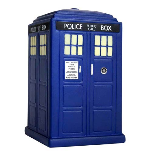 Doctor Who TARDIS Squeeze Foam Stress Toy