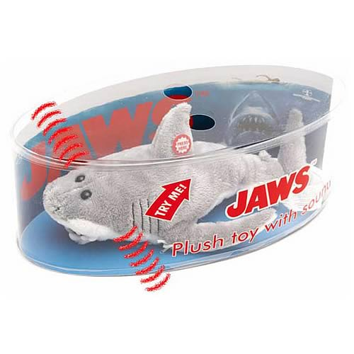Jaws Plush with Sound