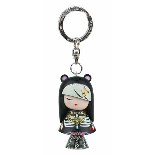 Kimmidoll Love Raven Key Chain
