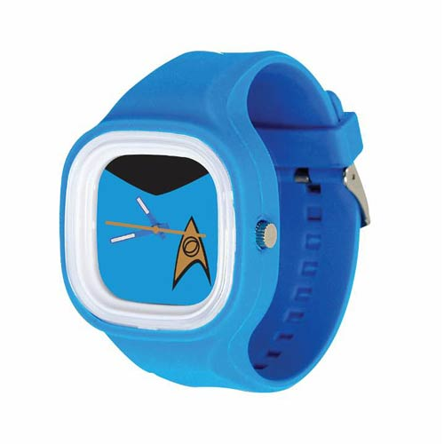 Star Trek Retro Blue Science Watch
