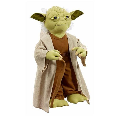 Star Wars Yoda Talking 26-Inch Tall Plush
