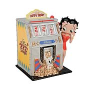 Betty Boop Lady Luck Limited Edition Cookie Jar