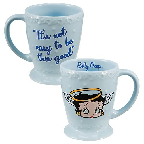 Betty Boop Not Easy To Be This Good Mug