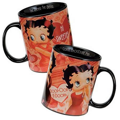 Betty Boop Richer the Better Mug