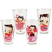 Betty Boop Glasses 4-Pack