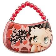 Betty Boop Purse Decoupage Ornament