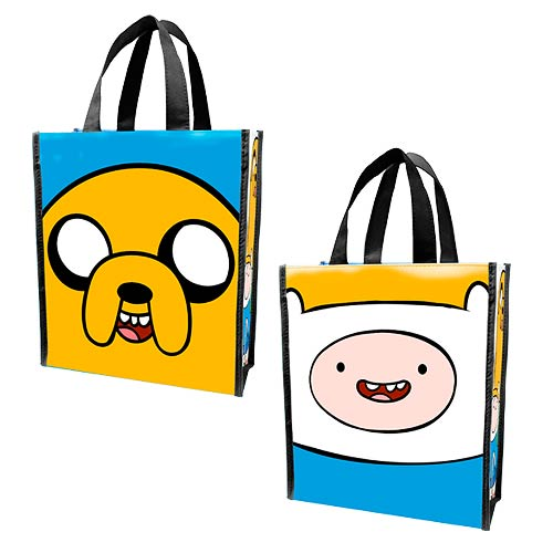 Adventure Time with Finn and Jake Small Shopper Tote