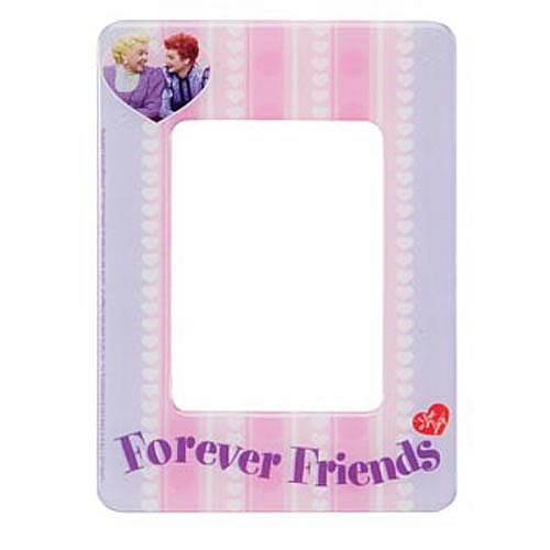 I Love Lucy Forever Friends Mini Magnetic Frame