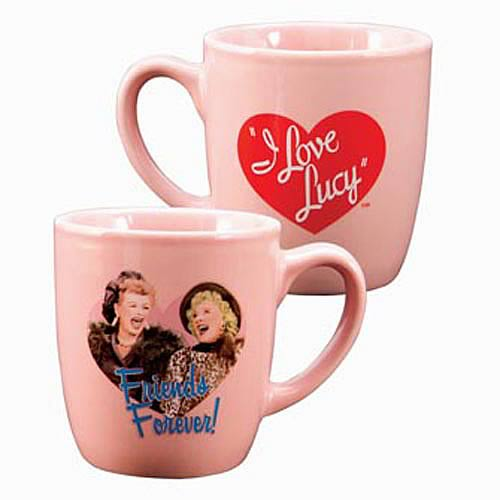 I Love Lucy Friends Forever Mini Mug