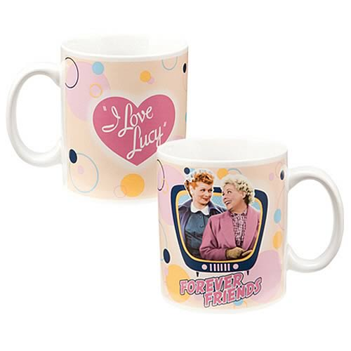 I Love Lucy Friends Forever Mug
