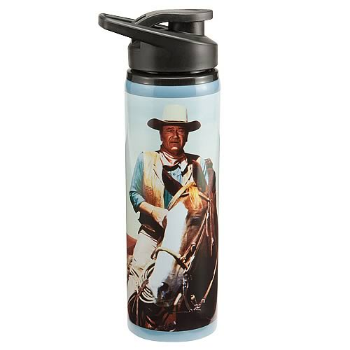 John Wayne Stainless Steel Water Bottle