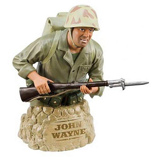 John Wayne Sands Limited Edition Mini Bust
