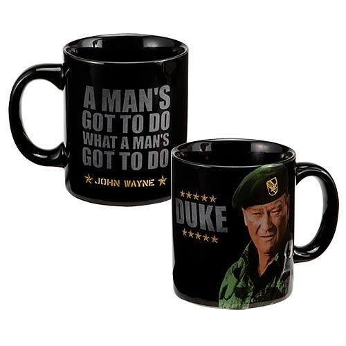 John Wayne Duke Ceramic Mug