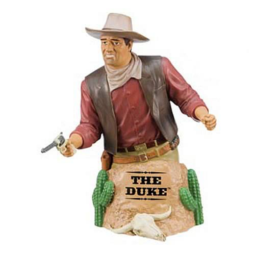 John Wayne Rio Bravo Limited Edition Mini Bust