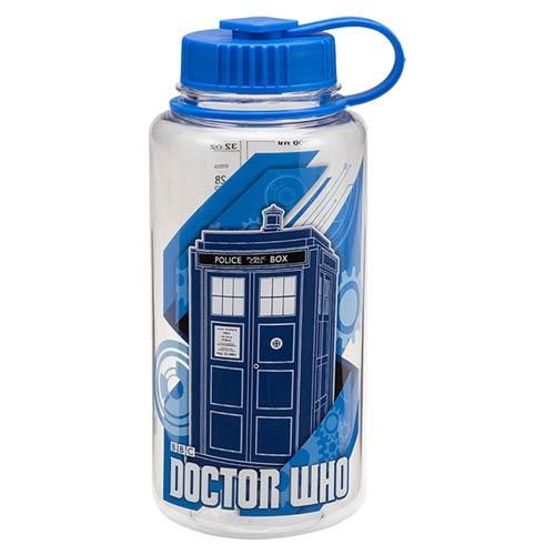Doctor Who 32 oz. Tritan Water Bottle