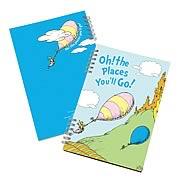 Dr. Seuss Lenticular Notebook