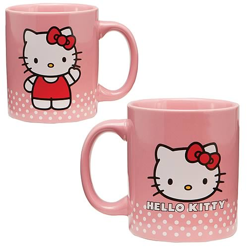 Hello Kitty 12 oz. Mug