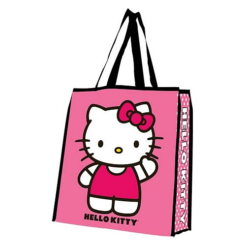Hello Kitty Reusable Shopping Tote