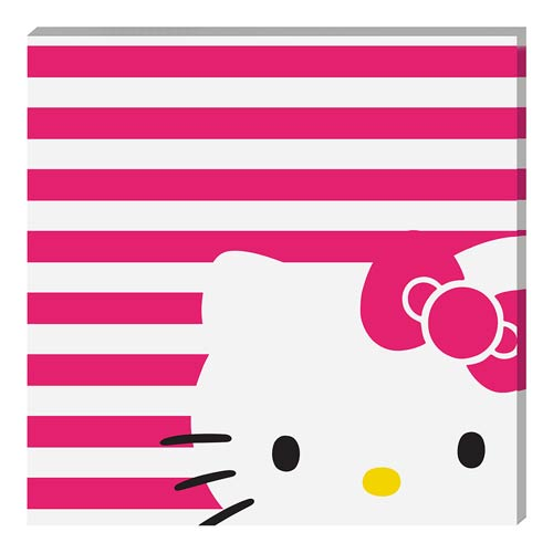 Hello Kitty Face Background Hello kitty small stretchedHello Kitty Face Black Background