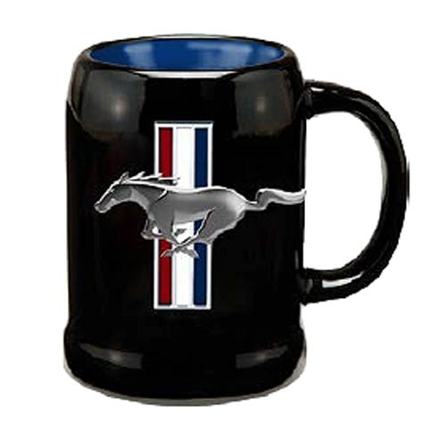 Ford Mustang 20 oz. Ceramic Stein