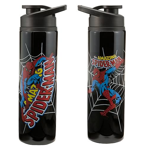 Spider-Man Stainless Steel Water Bottle