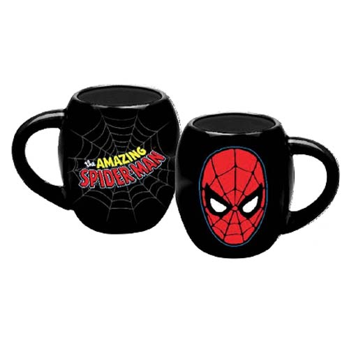 Spider-Man Marvel 18 oz. Oval Ceramic Mug