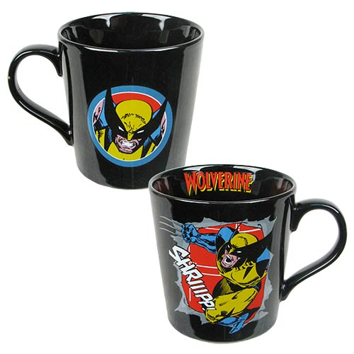 Wolverine Marvel 12 oz. Ceramic Mug
