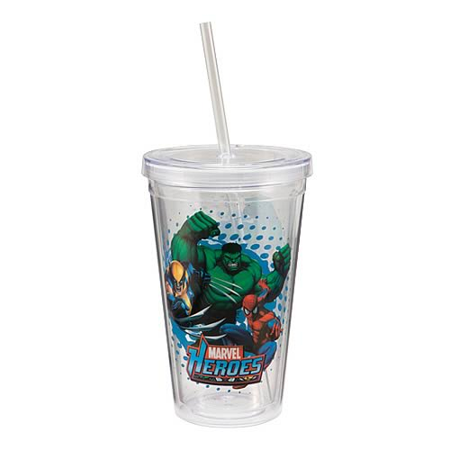 Marvel Acrylic Travel Cup