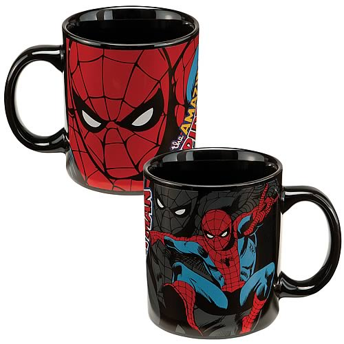 Spider-Man Ceramic Mug