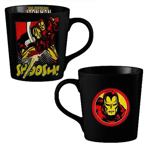 Iron Man Marvel 12 oz. Ceramic Mug