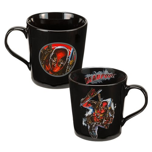 Deadpool Marvel 12 oz. Ceramic Mug