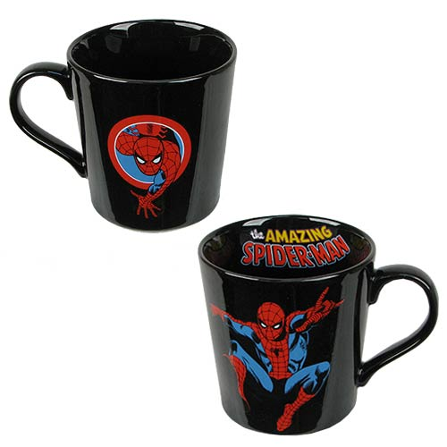 Spider-Man Marvel 12 oz. Ceramic Mug