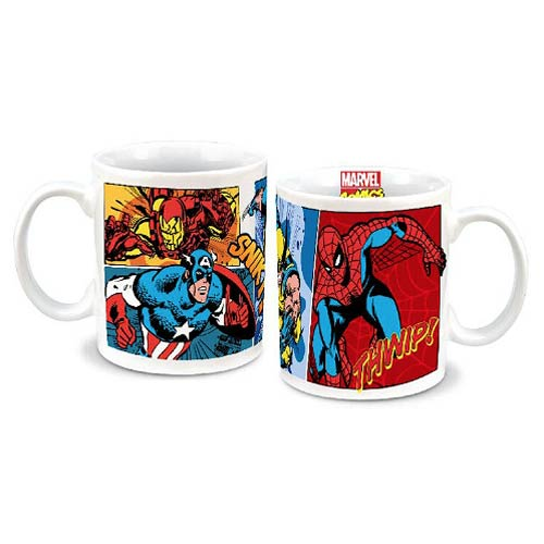 Marvel Comics 20 oz. Ceramic Mug