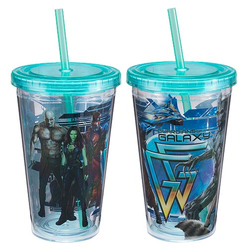 Guardians of the Galaxy 18 oz. Acrylic Travel Cup