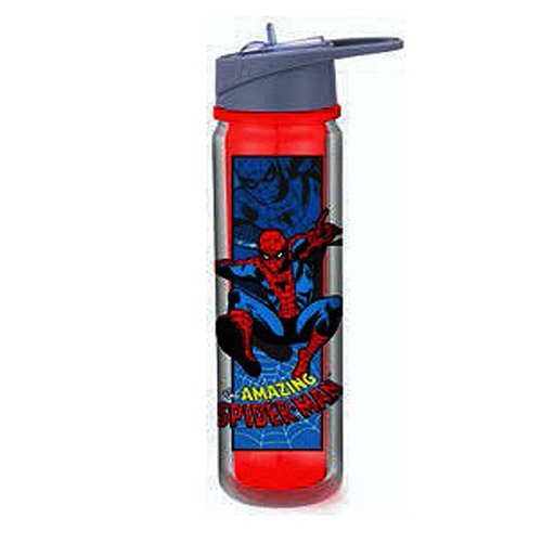 Spider-Man Marvel 18 oz. Tritan Water Bottle