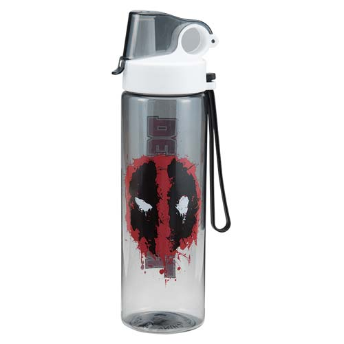 Deadpool 24 oz. Tritan Sport Water Bottle