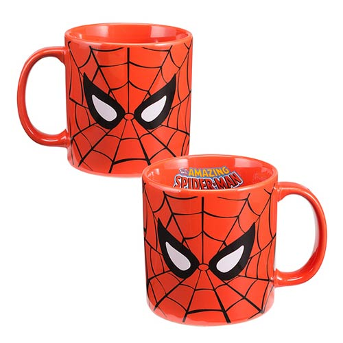 Spider-Man 20 oz. Ceramic Mug