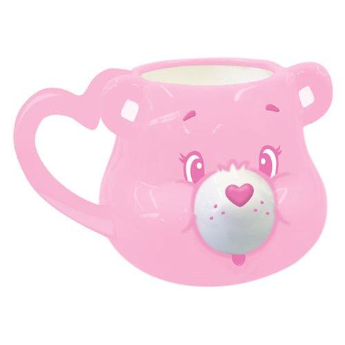 Care Bears Cheer Bear Sculpted Ceramic Mug