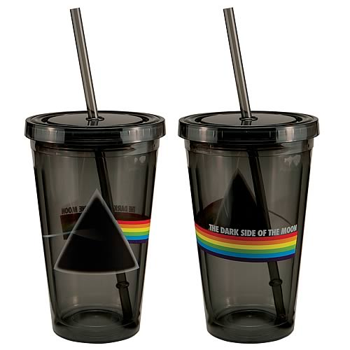 Pink Floyd Dark Side of the Moon Acrylic Travel Cup