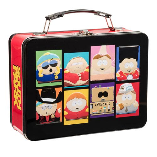 South Park Cartman Large Tin Tote