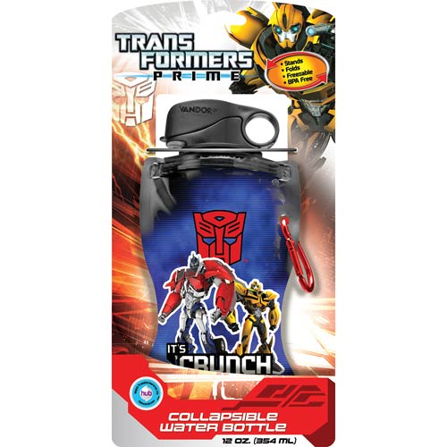 Transformers Autobots 12 oz. Collapsible Water Bottle