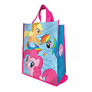 My Little Pony Friendship is Magic Packable Shopper Tote