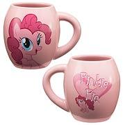 My Little Pony Pinkie Pie 18 oz. Ceramic Oval Mug