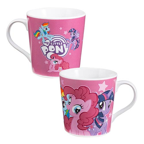 My Little Pony Friendship is Magic 12 oz. Ceramic Mug