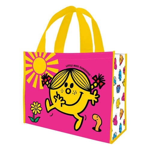 Mr. Men Little Sunshine Large Recycled Shopper Tote