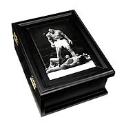 Muhammad Ali Wooden Keepsake Box