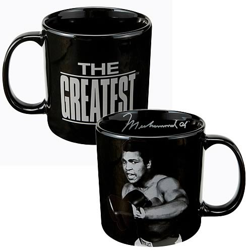 Muhammad Ali The Greatest Mug