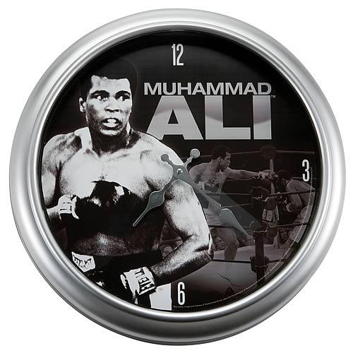 Muhammad Ali Wall Clock