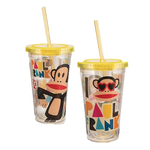 Paul Frank 18 oz. Acrylic Travel Cup