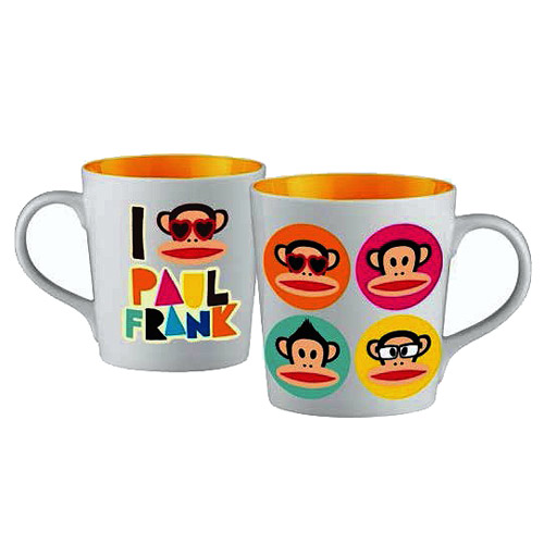 Paul Frank 12 oz. Ceramic Mug